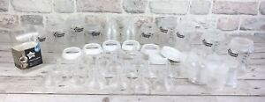 Tommee Tippee Bundle Bottles Teats Size 1 Lids And More
