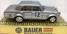 Bauer Mercedes 300Sel 6.8 6hr Paul Ricard 1971 Ltd Edition Dash Chassis Ho Slot