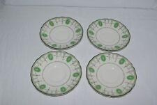 """Royal Doulton Countess Set of 4 Tea Saucers 6"""" D6316"""