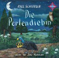 DIE PERLENDIEBIN - SCHEFFLER,ALEX   CD NEU