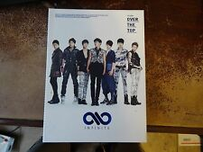 INFINITE - 1st Album OVER THE TOP Ships from the USA