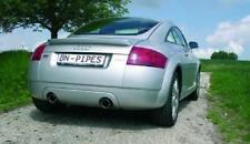 BN Pipes Audi TT 8N Auspuffanlage ab Kat