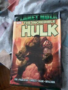 Planet hulk hardcover
