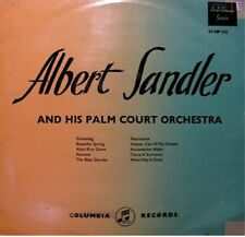 ++ALBERT SANDLER dreaming/pomone/fascination LP 25cm COLUMBIA RARE VG++