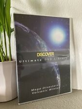 Discover Magazine Ultimate DVD Library Mega Disasters: Volcanic Winter