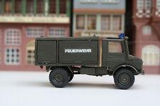 "MB Unimog ""Feuerwehr der Armee""  (Roco/FF/T 41"