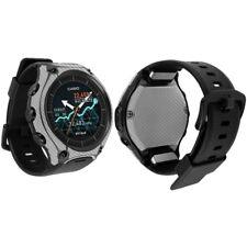 Skinomi Silver Carbon Fiber Skin & Screen Protector Smart Outdoor Watch WSD-F10