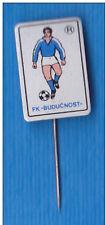 FOOTBALL - Soccer Club FK BUDUCNOST - Podgorica  Montenegro - club's jersey pin