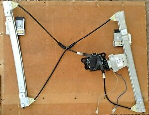SKODA OCTAVIA Window Regulator WITH motor Front Left 96 to 10 FREE FAST POST