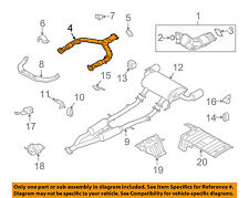 NISSAN OEM Exhaust System-Front Pipe 20020JL00B