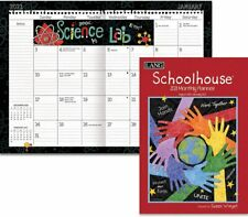 SCHOOLHOUSE - 2021 POCKET PLANNER CALENDAR - BRAND NEW - LANG ART 03164