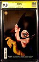 BATGIRL #25 CGC SS 9.8 MIDDLETON VARIANT BATMAN HARLEY QUINN JOKER CATWOMAN DC
