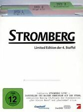 Stromberg - Staffel 4 [Limited Edition] [3 DVDs] von Arne... | DVD | Zustand gut