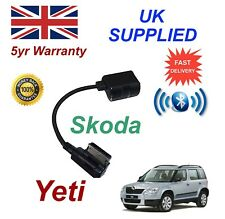 For Skoda Yeti Bluetooth Music streaming Module Samsung Motorola Amazon Nokia LG