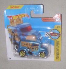 Hot Wheels leyendas de velocidad-Roller tostadora-azul-Pan con