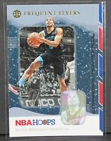 2019-20 Panini NBA Hoops Holiday Winter Miles Bridges Frequent Flyers Snowflakes