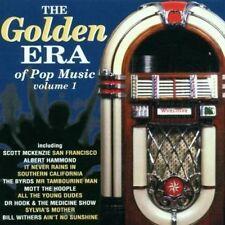 Golden Era of Pop Music 1 (CBS) Scott McKenzie, Donovan, Albert Hammond, .. [CD]