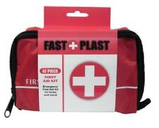 45 Piece FIRST AID KIT, Travel Home Car Van, Holiday, Sport, Bike, Work, Office