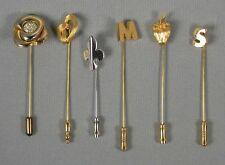 LOT - 6 Trifari Stick Pins