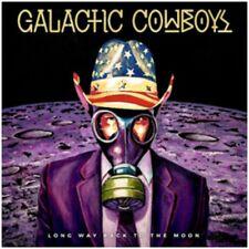 Galactic Cowboys - Long Way Back to the Moon - New CD Album