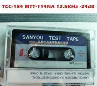 NEW 1pc Test Tape Replace For TCC-154 MTT-114NA 12.5KHz -24dB