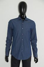 Hugo Boss Tailored chemise, taille M, 39-40, RRP: 179,95 €, slim fit, Survêtement in Italy