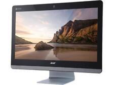 Acer All-in-One Computer Chromebase 24 CA24I Celeron 3215U (1.70 GHz) 4 GB DDR3L