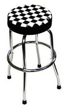 ATD Tools Shop Stool with Checker Design for the shop garage, basement, bar, etc
