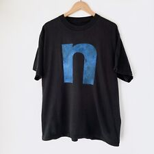 1996 Nine Inch Nails Fixed Vintage Tour Band Shirt 90s 1990s Ministry Radiohead