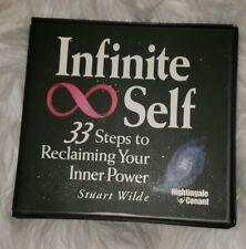 STUART WILDE Infinite Self - 33 Steps to Reclaiming Your Inner Power 6 CD SET