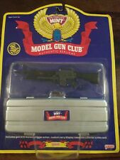 1989 Galoob - San Francisco Mint - Model Gun Club - M16 M203
