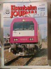 RIVISTA EISENBAHN JOURNAL 1/1993 - HO FS