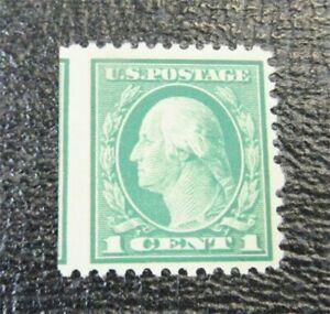 nystamps US Error Freak Oddity Stamp Mint OG NH Misperf Error   J15x1354