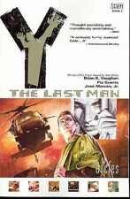 Y: THE LAST MAN VOL #2 TPB CYCLES Vertigo Comics #6-10 TP Brian K Vaughan