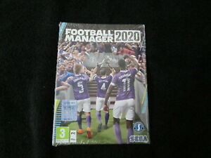 PC : FOOTBALL MANAGER 2020 - Nuovo, ITA ! CONSEGNA IN 24/48H