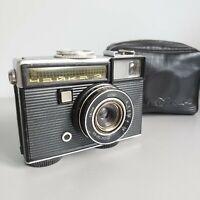 Chaika 3 Soviet half-frame compact camera with Industar-69 2.8/28 Lens