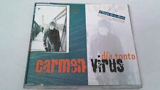 "CARMEN VIRUS ""DIA TONTO"" CD SINGLE 1 TRACKS"