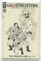 Ghostbusters Answer The Call #3 NM What Dreams May Come Part 3  IDW Comics MD14