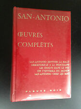 Dard San Antonio oeuvres complètes Fleuve Noir tome 7 ETAT NEUF