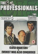 The Professionals Two Complete Episodes Volume 4, , Very Good, Unknown Binding