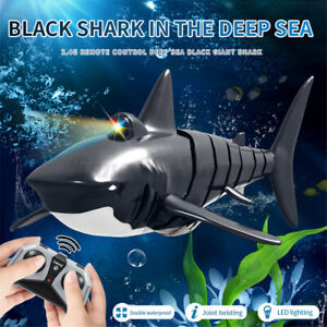 Eachine EBT01 Electric Shark RC Model Boat Waterproof Simulation Water Toy Gift