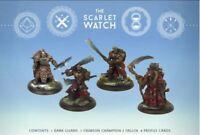 Norsgard Miniatures: The Scarlet Watch Starter (4) - NGMS001