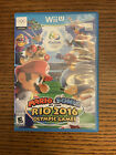 Wii U Mario & Sonic At The Rio 2016 Olympic Games Complete No Scratches! Rare.