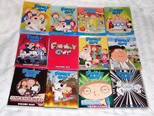Family Guy Volumes 1-12, Season 13, Trilogy, Freakin' XMAS, DVD, New & Sealed!