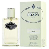 Prada Milano Infusion D'Iris by Prada 3.4 oz EDP Perfume for Women New In Box