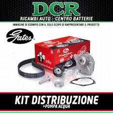 Kit Distribuzione + Pompa Acqua GATES FORD FOCUS II 1.6 TDCi 109CV 80KW DAL 2004