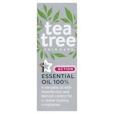 Superdrug Tea Tree olio essenziale 100% - Blemish pori Acne (acquista 2 ottenere 1 GRATIS)