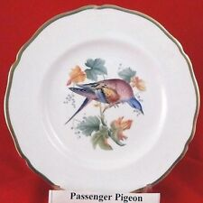 """PASSENGER PIGEON by Spode Salad Plate 7.75"""" NEW NEVER USED made in England"""