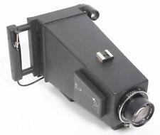 Interesting 4x5 or 120 Portrait film camera CAMBO polaroid Maxiportrait big shot