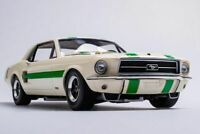 1967 Ford Mustang #1 Ian Geoghegan ATCC CHAMP 1:18 Resin by Biante LE of 450